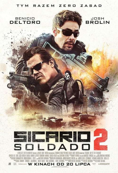Sicario 2: Soldado